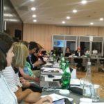 Reunión de los socios del proyecto Capiten en Viana do Castelo