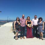 El proyecto Ecodestin convertirá a Vilagarcía en puerto escala piloto para los itinerarios costeros culturales
