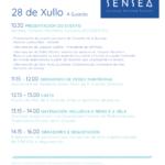 Evento A Guarda - Bluscus Turismo Mariñeiro, dentro del proyecto europeo Ecodestin_3IN