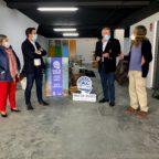 AGAN+ e o Concello de Boiro ultiman a posta en marcha do Museo do Mar no Centro Social de Escarabote