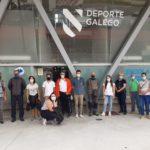 """Galicia acolleu o workshop internacional """"Monitores por un camiño accesible"""" por terra e mar"""